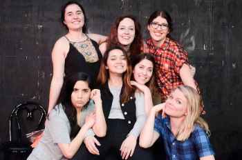 The women of Missed Opportunity. Photo courtesy of Missed Opportunity.
