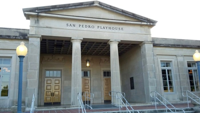 The Playhouse San Antonio, which opened in 1912, is expected to see major changes over the next few years under its new CEO and Artistic Director George Green.  Photo by Edmond Ortiz.
