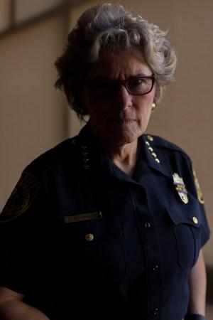 Bexar County Sheriff Susan Pamerleau. Photo by Scott Ball.