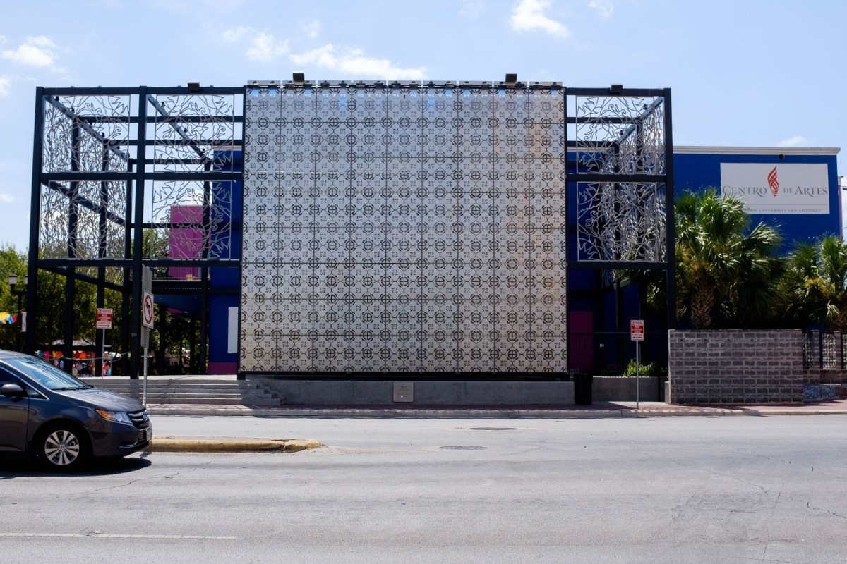 Centro de Artes is located on Market Square in the Heart of the Zona Cultural. Photo by Scott Ball.