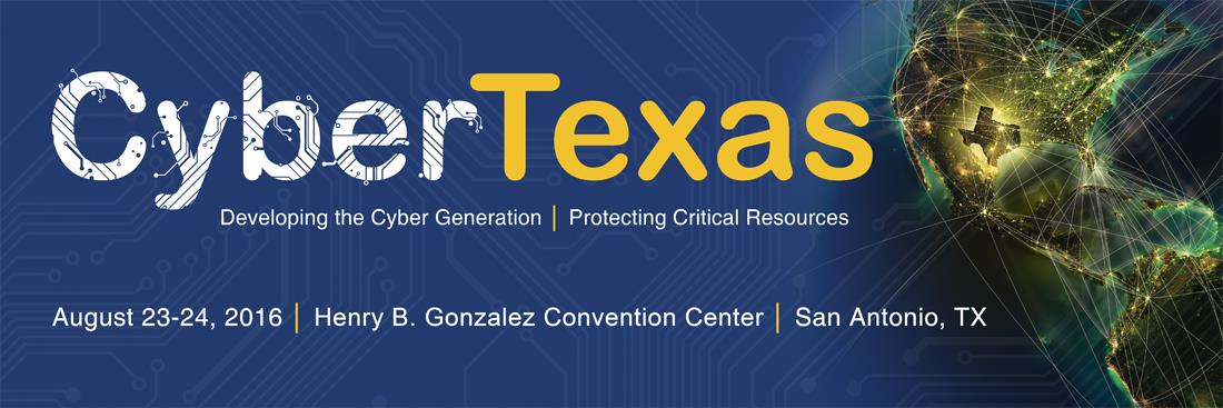 The first inductees will be recognized at the Cyber Hall of Honor associated with the CyberTexas conference Aug. 23, 2017 from 5-7 p.m. in the Stars at Night Ballroom at the Henry B. Gonzalez Convention Center. Image courtesy CyberTexas.
