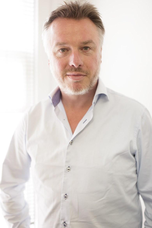 Assembla CEO Paul Lynch. Photo by Scott Ball.
