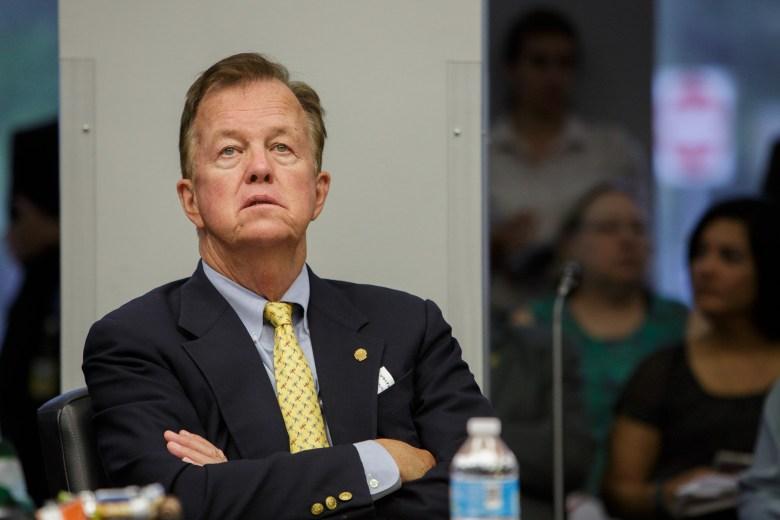 Councilman Joe Krier (D9). Photo by Scott Ball.
