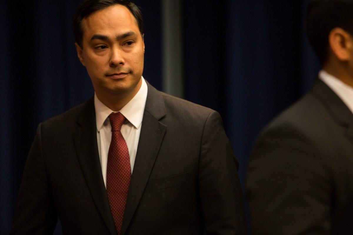 U.S. Rep. Joaquín Castro (D-Texas)