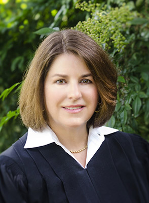Bexar County Judge Laura Parker. Courtesy photo.