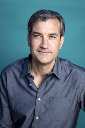 Author Matt Donovan.