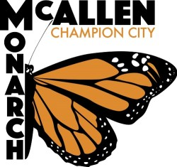 McAllen joins San Antonio as a National Wildlife Federation Monarch Butterfly Champion City. Courtesy graphic