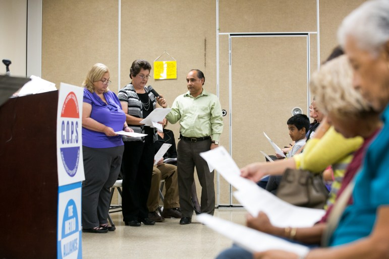 District 2 Board of Trustee candidates promise to commit to a Tax Ratification Election.