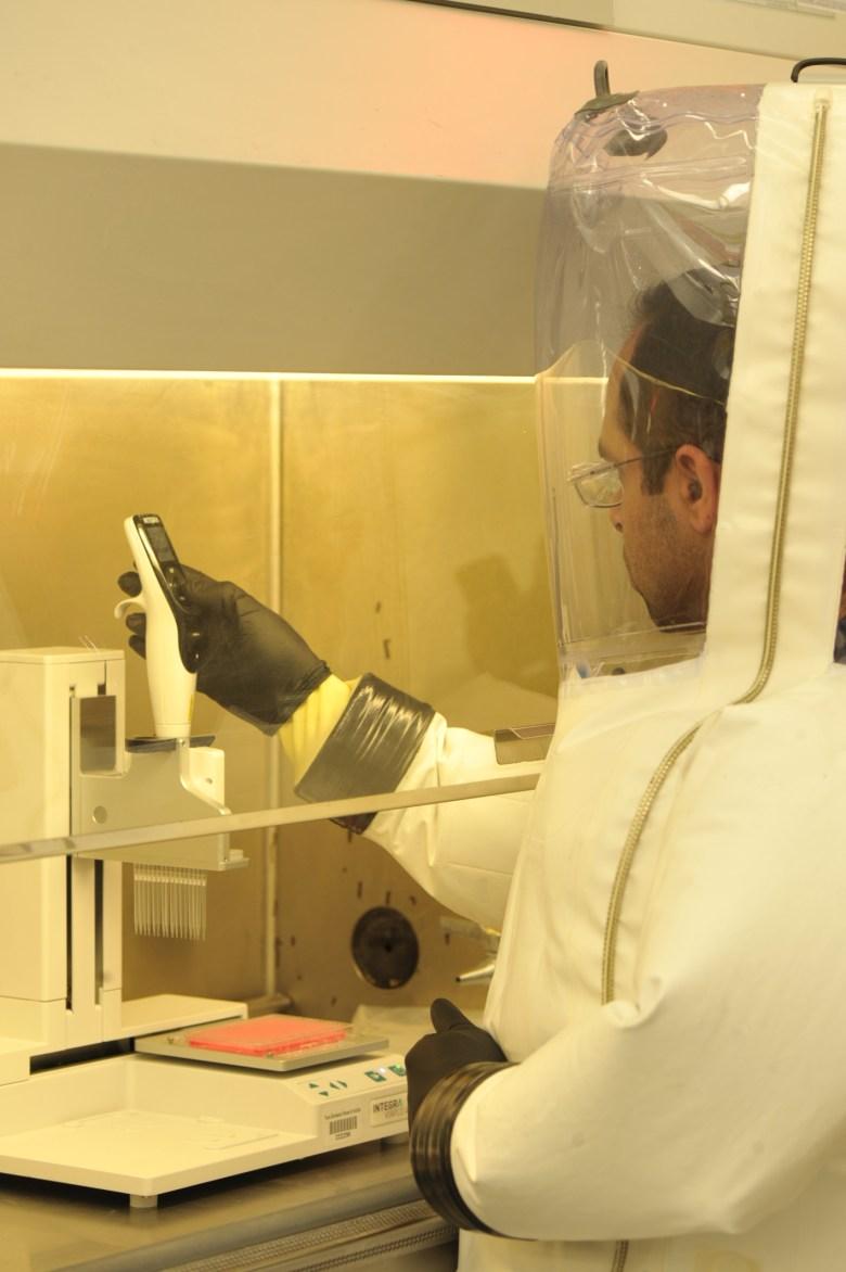 BSL4 lab