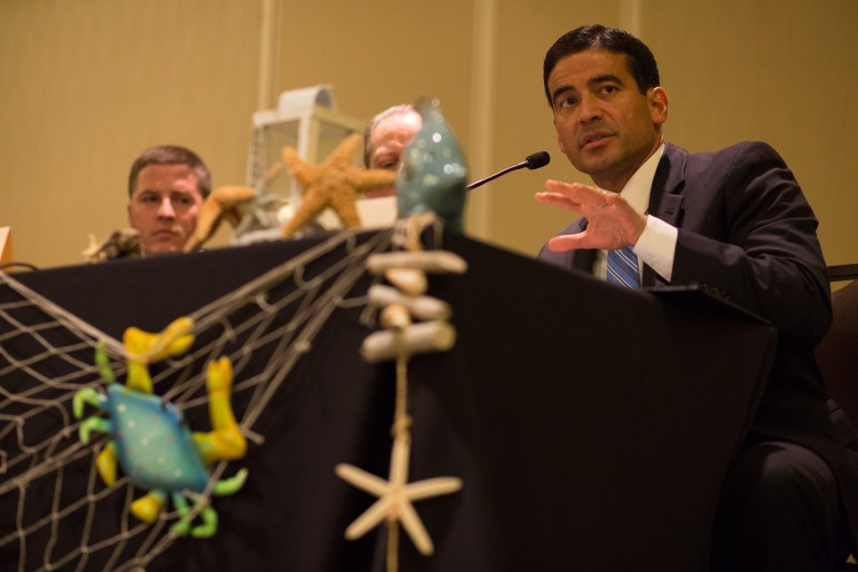 Bexar County District Attorney Nico LaHood gives his experience with personal loss and how he was put down his path to become a District Attorney.