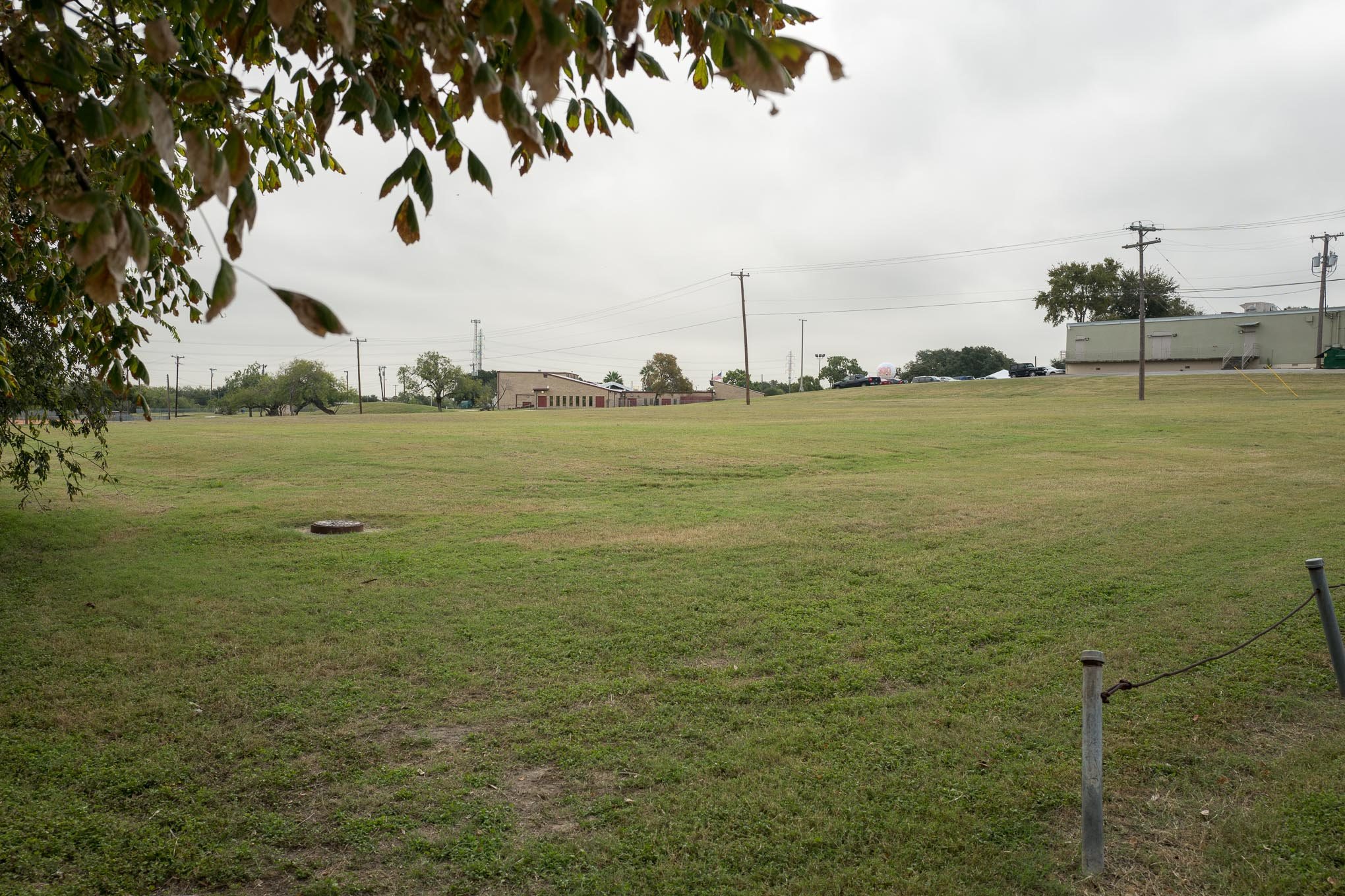Lincoln Park currently offers plenty of open green space to the community.