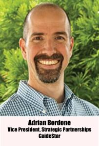 Issue in Profile speaker Adrian Bordone. Photo courtesy Nonprofit Council.