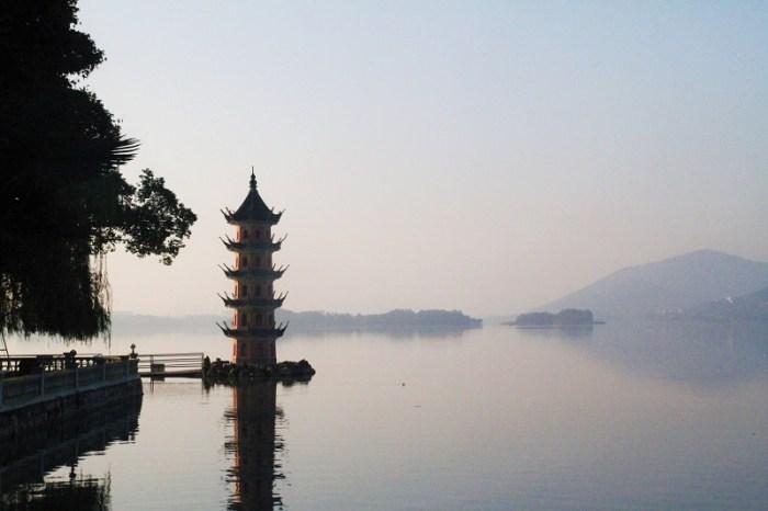 Lake Taihu, Wuxi