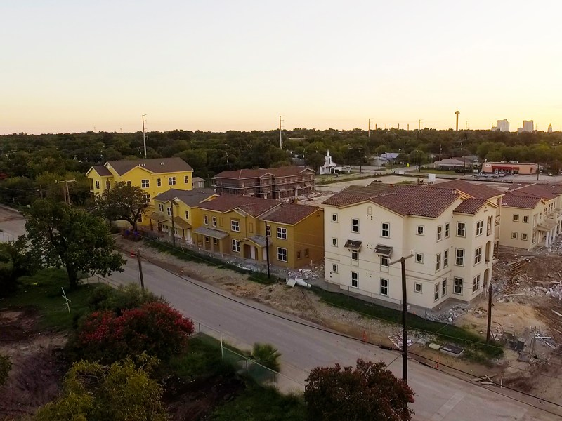 East Meadows is part of the Choice Neighborhoods Initiative, a federal grant program meant to bring an array of improvements to San Antonio's Eastside.