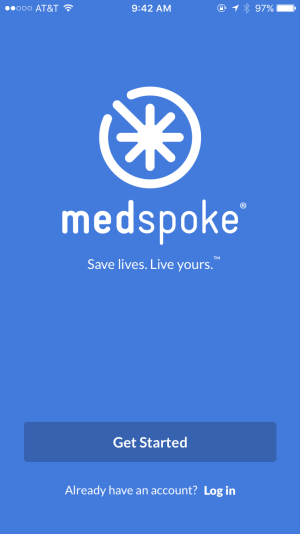 """With the slogan, """"Save lives. Live yours,"""" Medspoke promises to take the paperwork and frustration out of physician credentialing."""