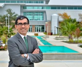 Palo Alto College President Michael Flores.