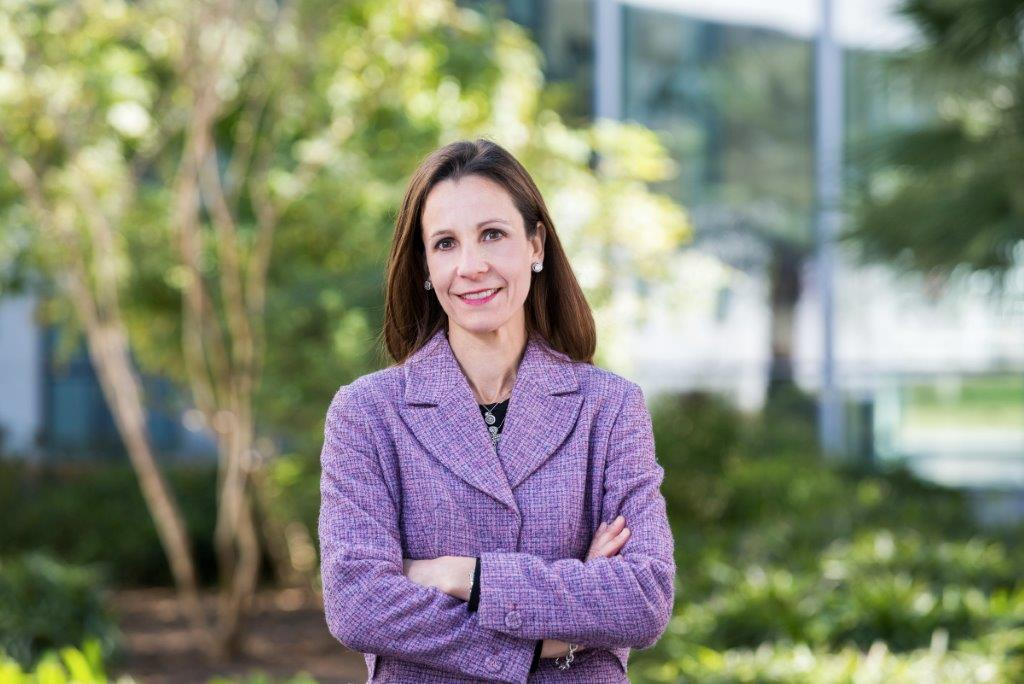 San Antonio Area Foundation President and COO Rebecca Brune.