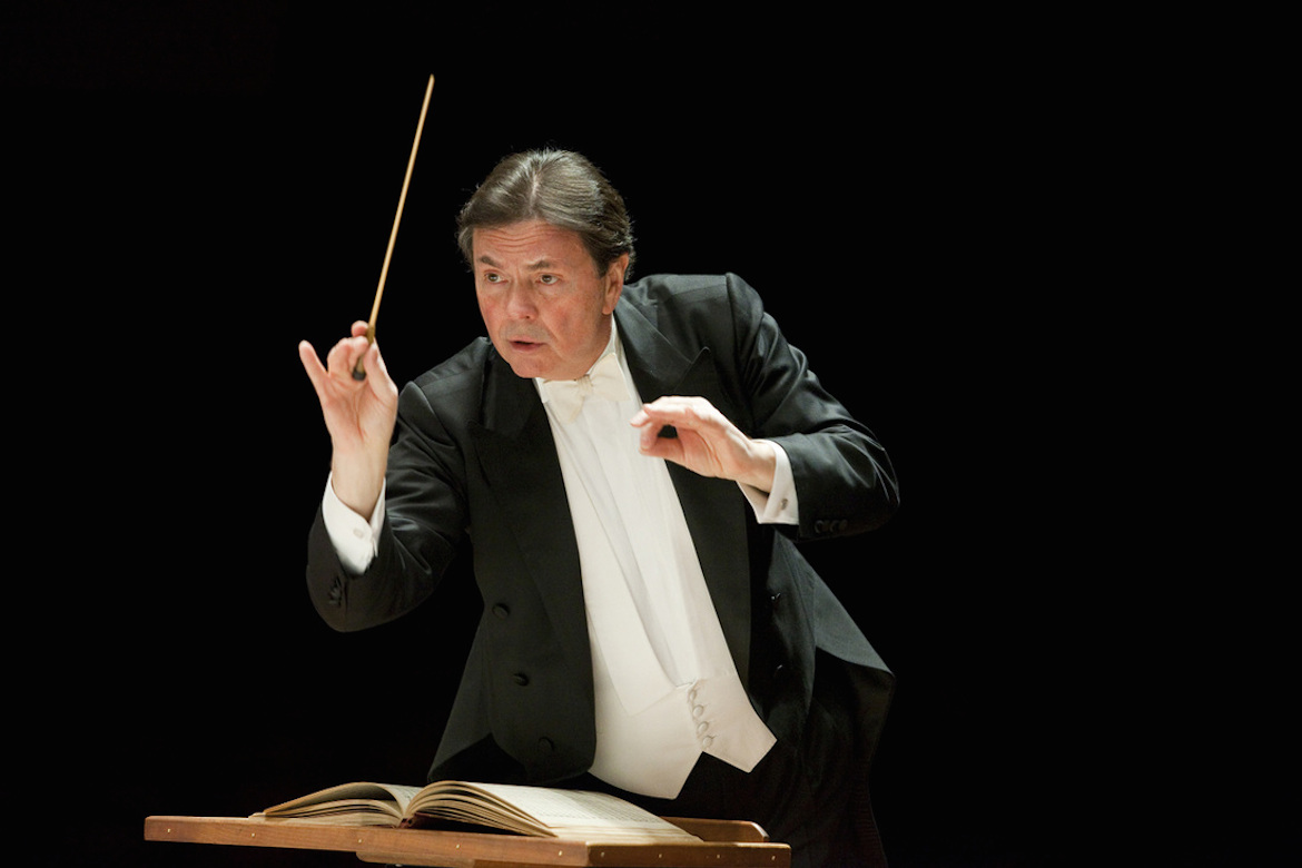 Guest Maestro Gerard Schwarz will participate in next weekend's Mozart and Tchaikovsky performances.