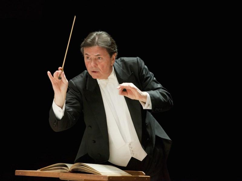 Guest Maestro Gerard Schwarz will participate in next weekend's Mozart and Tchaikovsky performances.