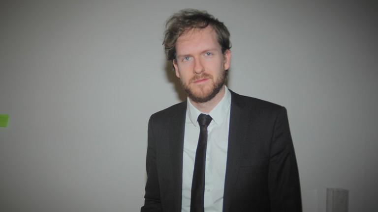 Film Director and Animator Fons Scheidon.