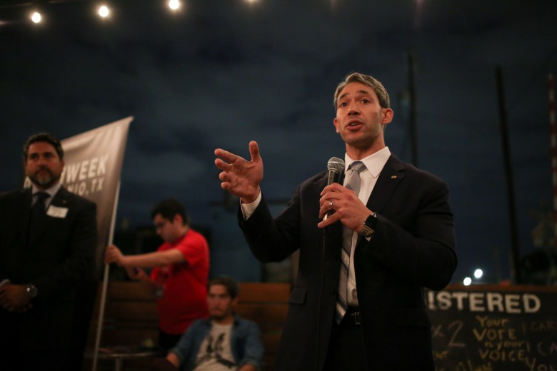 Councilman and Mayoral candidate Ron Nirenberg specifically calls out transportation as a large problem in San Antonio.