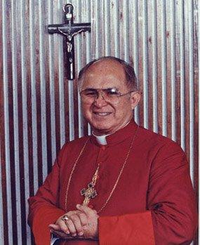"Former Archbishop Patricio ""Patrick"" Fernandez Flores, 87, died on Monday, Jan. 9,2017."