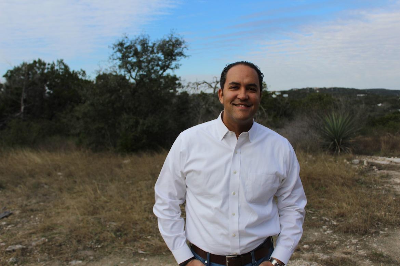 U.S. Rep. Will Hurd, a Republican, represents Texas' 23rd congressional district.