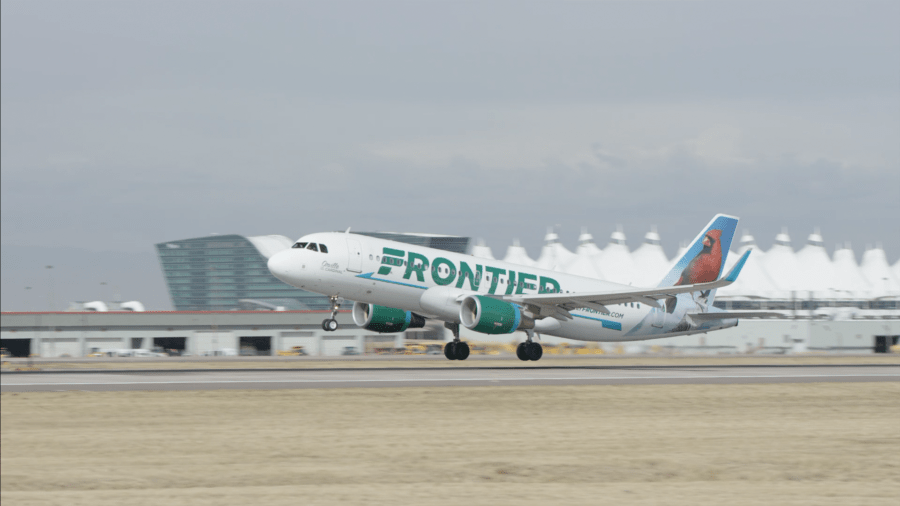 Frontier Airlines announces a direct flight connecting San Antonio to Chicago's O'Hare Airport.
