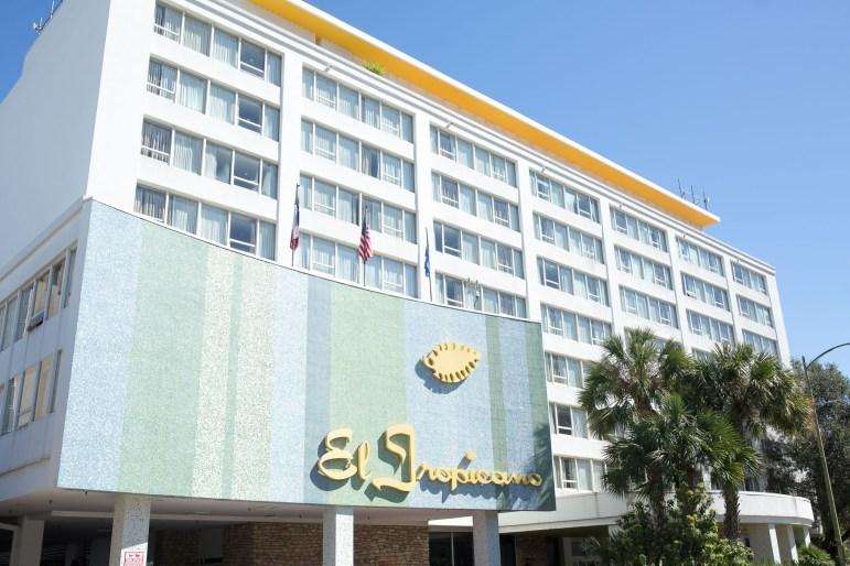 El Tropicano Hotel.
