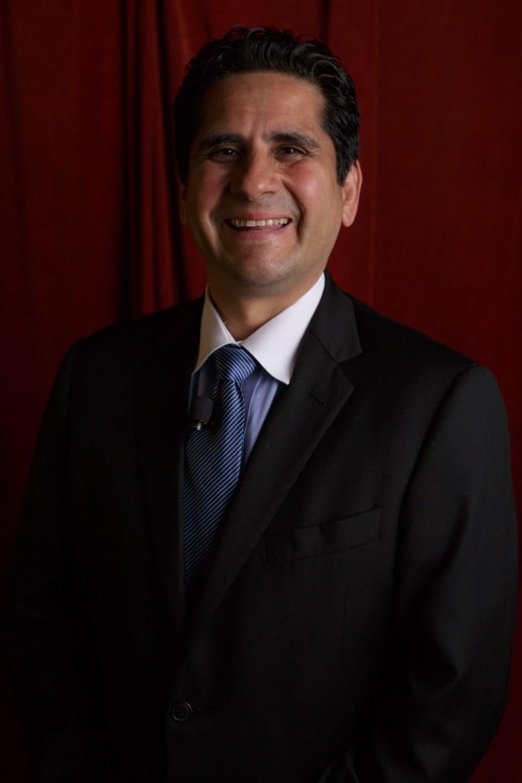 Bexar County Democratic Party Chairman Manuel Medina.