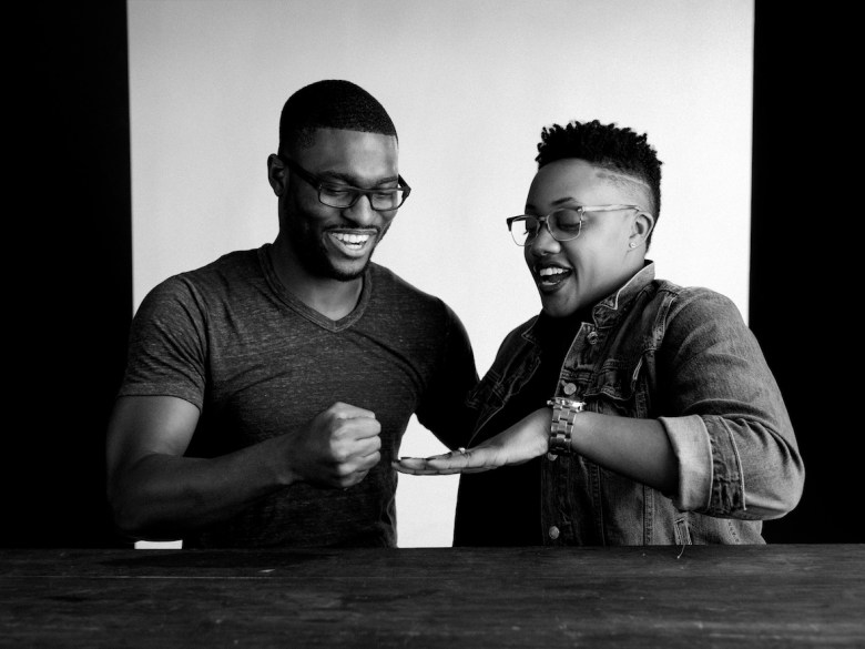 Uche and Christian Ogba