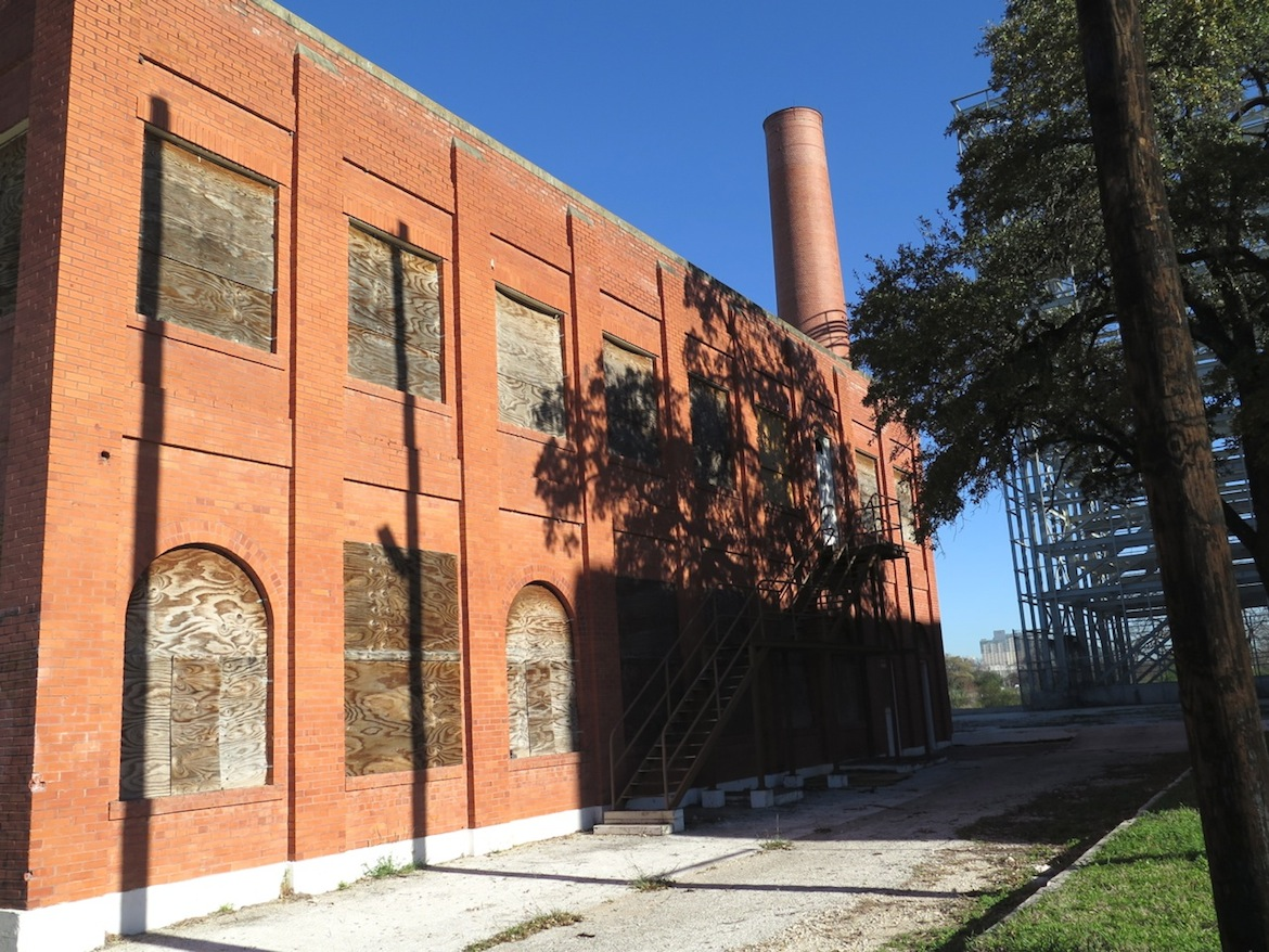 The secondary building could host a restaurant or other venue at the EPIcenter.