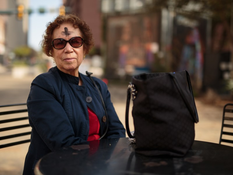 "Ofelia Medina has been a Catholic all of her life, ""I attend (church) every day if possible"""