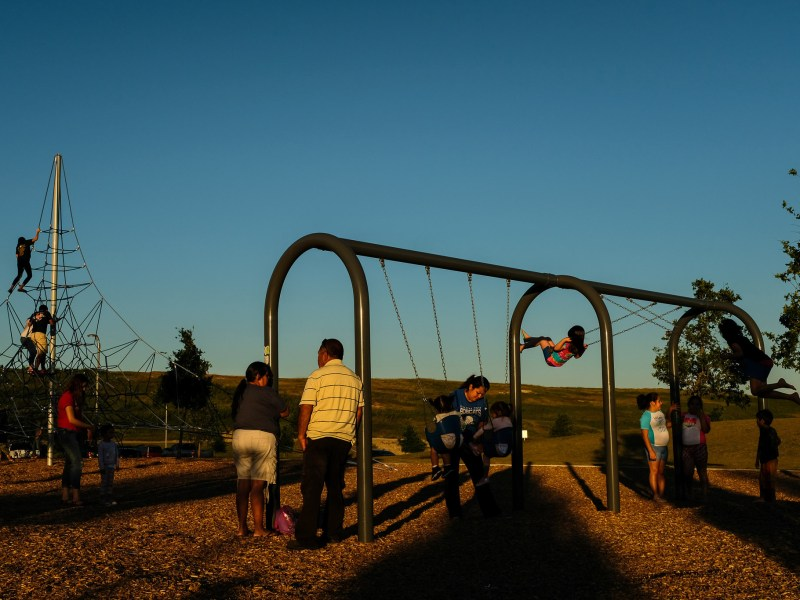 The transformative 505 acre Pearsall Park opened last year in District 4.