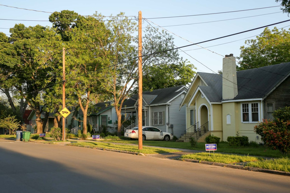 Some residents in Tobin Hill want thier homes to become part of an official historic district.