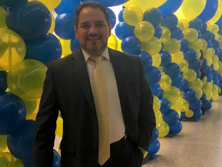 Idea San Antonio Executive Director Rolando Posada.