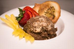A dish at Bistro Vatel.