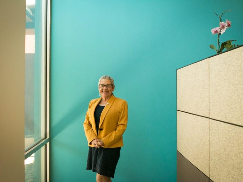 LiftFund President & CEO Janie Barrera.