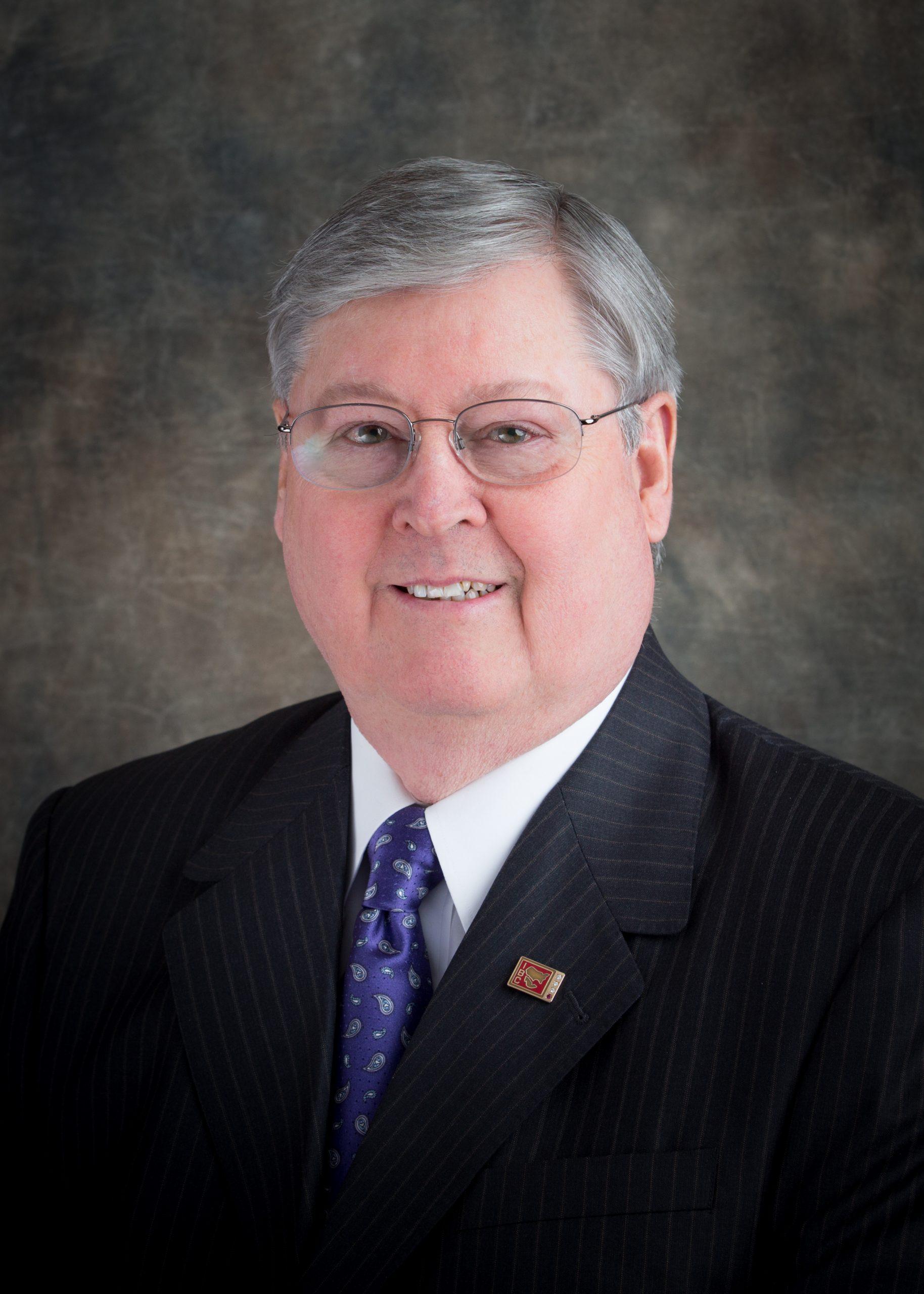 IBC Bank CEO Dennis Nixon