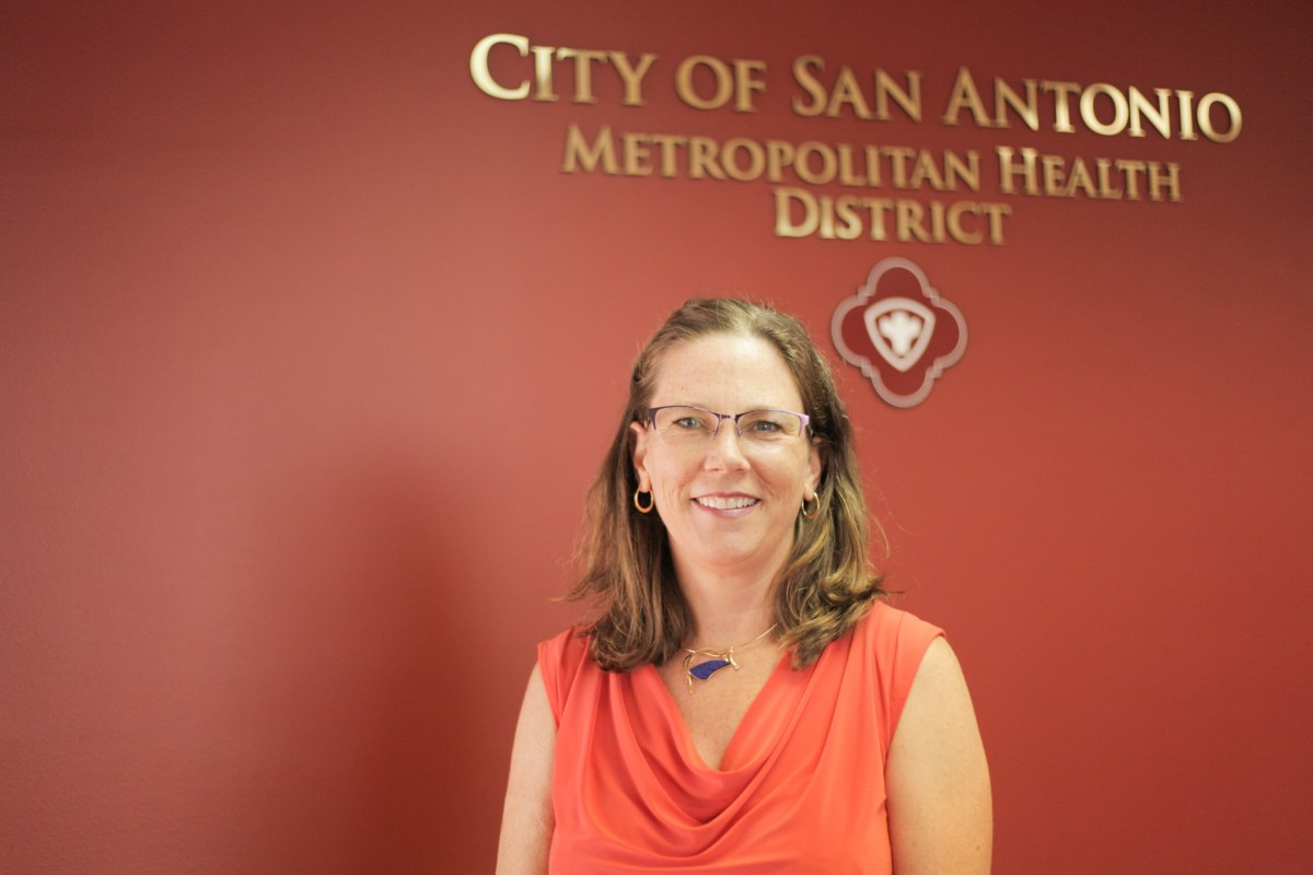 The city of San Antonio hires Colleen Bridger as the new Metro Health director.