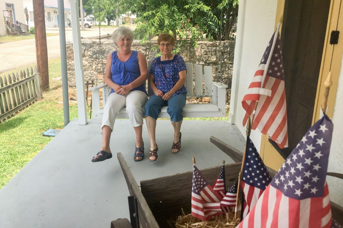 Castroville residents Bonnie Keller and Priscilla Garrett began organizing the annual parade in 2002.