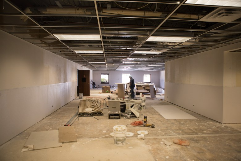 Paws for Purple Hearts is in the process of renovating an office space on 202 Red Horse Dr.