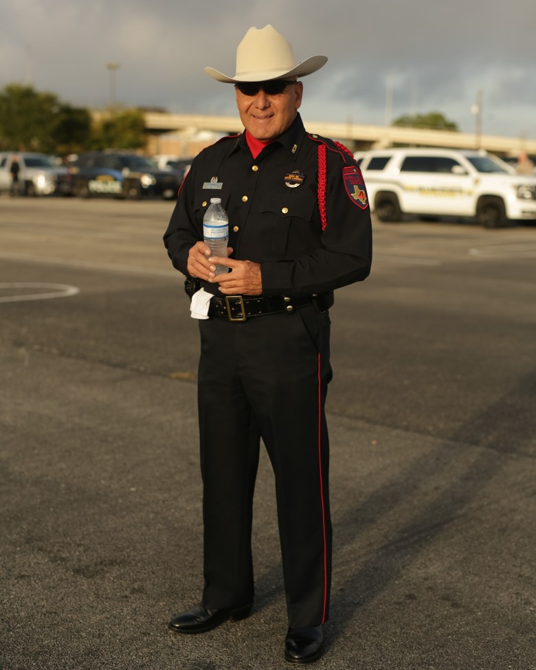 Sam Orta from the Harris County Constable Office, Precinct 4.