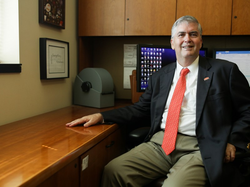 Professor and Dean of College of Sciences at UTSA George Perry, Ph.D.