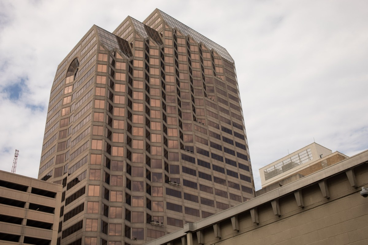 300 additional USAA have moved offices to 300 Convent Street downtown.