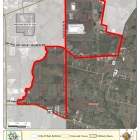 City staff recommended the annexation of an area surrounding South Foster Road.