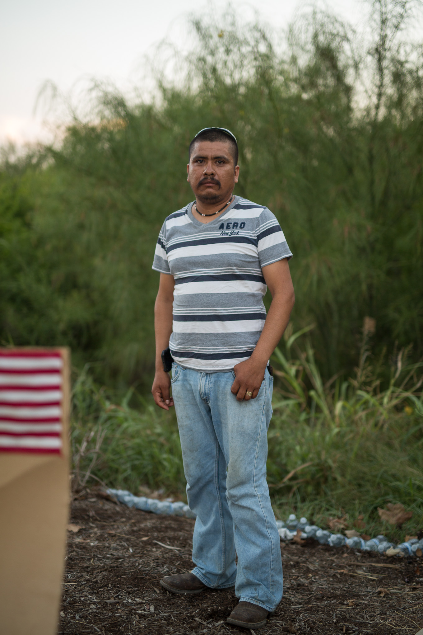 Reynaldo Ramos first came to the United States when he was 15 years old.