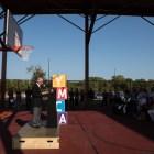 Harvey Najim welcomes the public to the Harvey E. Najim Family YMCA.