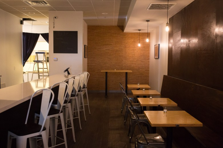The Bia Bar at Pinch will offer a variety of beer for thirsty customers.