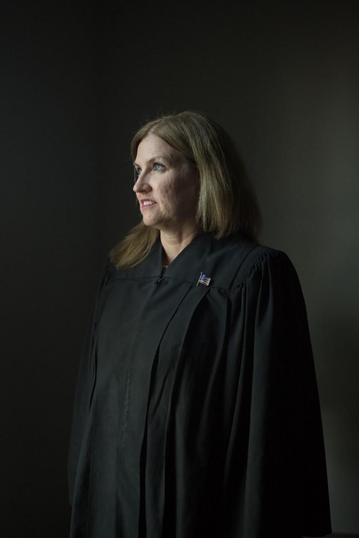Judge Daphne Previti Austin.